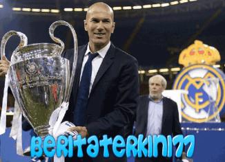 Keberhasilan Zidane Membuat Beckham Bangga