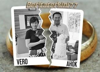 Mantan Gubernur Jakarta Akhirnya Resmi Menceraikan Istrinya