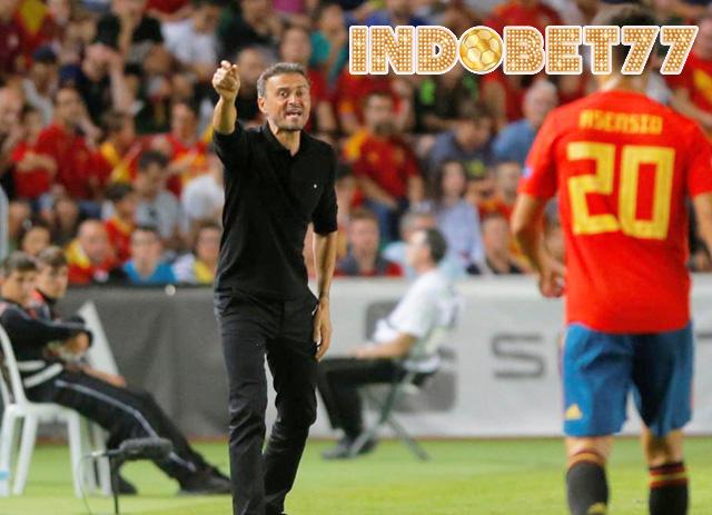 Luis Enrique Menegaskan Jika Spanyol Bukan Real Madrid