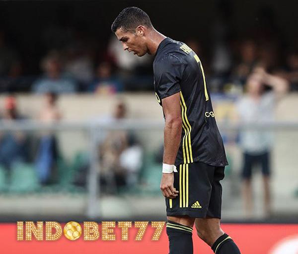 Supaya Buka Keran Gol, Del Piero Memberi Saran Kepada Ronaldo