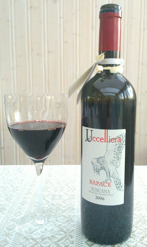 Uccelliera Rapace 2006