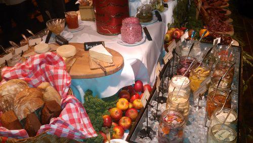 Julbord på Blidösund
