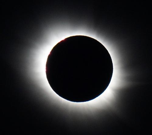 Eclipse Longyearbyen