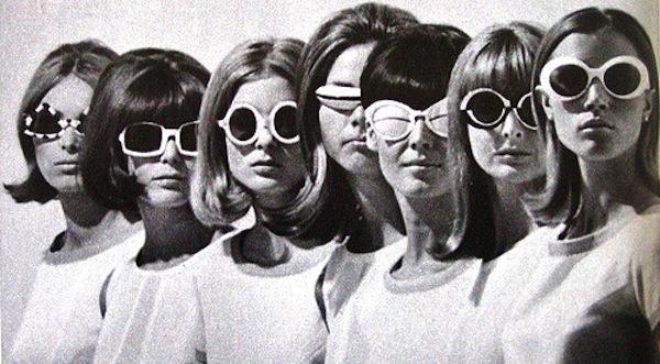 Gaya Rambut 60an Wanita