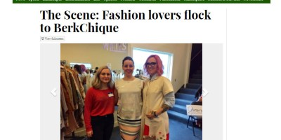 Berkshire Eagle: The Scene: Fashion lovers flock to BerkChique