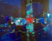 """Night Bridge"" by Joe Mayer - Honorable Mention"