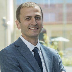 David Kavtaradze Chief editor of the berkeley Global Society Journal