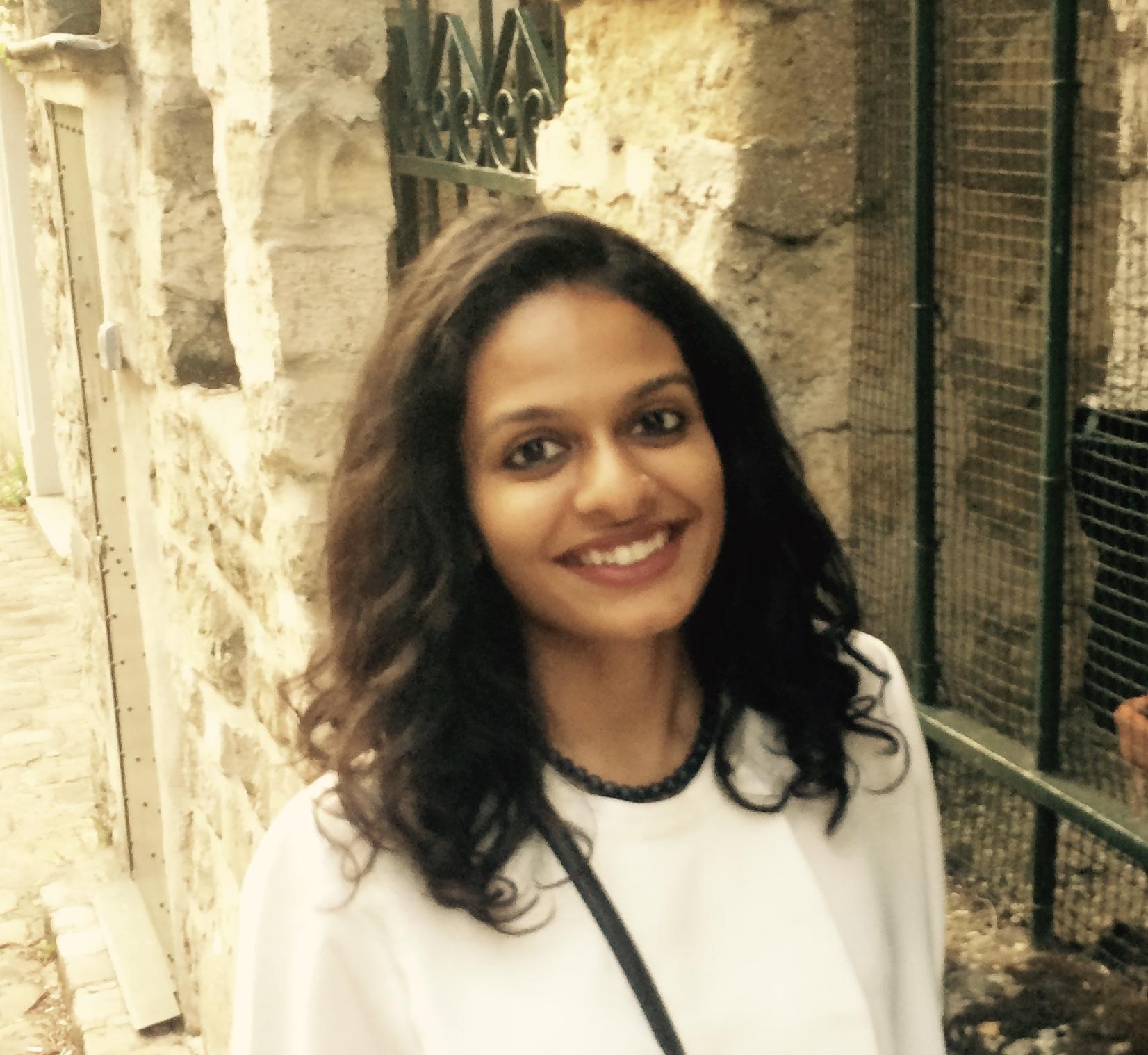 Sharmila Nair- Member of Berkeley Global Society