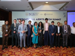 Berkeley Global Society picture - International Arbitration Summit New-delhi 11.2019