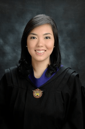 Tracy Anne Ong- Member of Berkeley Global Society