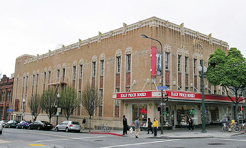 Today, the Kress Building houses Half Price Books, a jazz school, and a theare company.