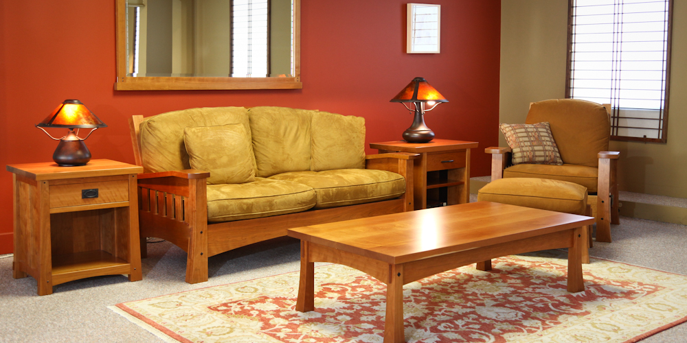 Arts Amp Crafts Sofa By Berkeley Mills