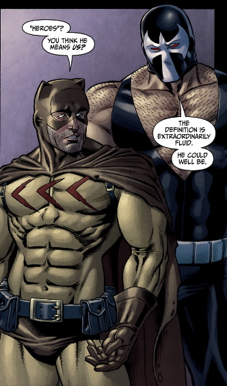 This about sums up the Secret Six...