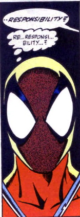 amazing spider-man responsibility