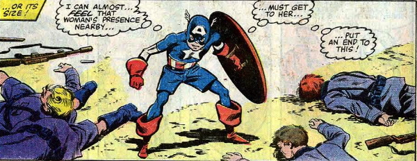 captain america as a boy #64