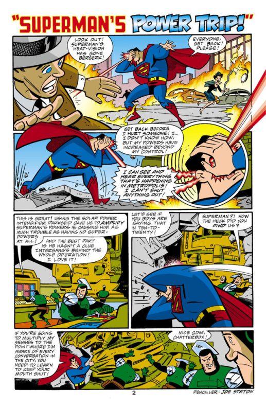 adventures of superman mark millar