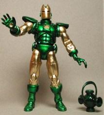 iron lantern figure