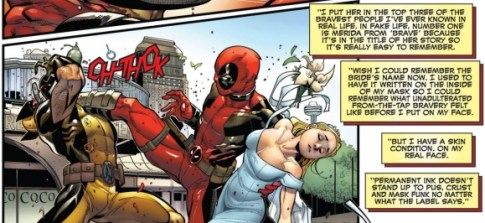 mark waid deadpool