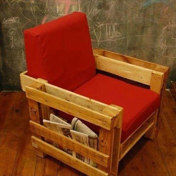 готовое кресло