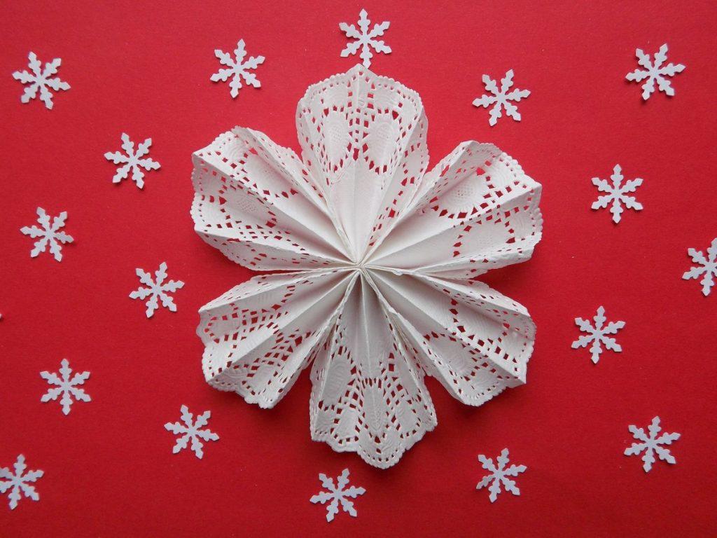 новогодние открытки из бумажных салфеток своими руками питомца ваших