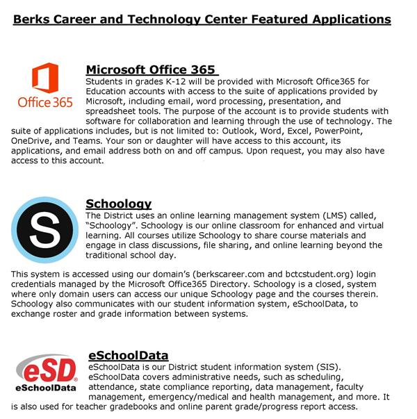 BCTC Featured Apps