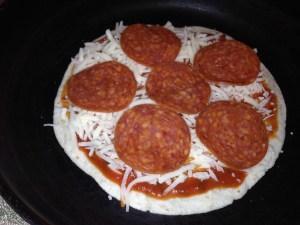 Tortilla Pizza 1