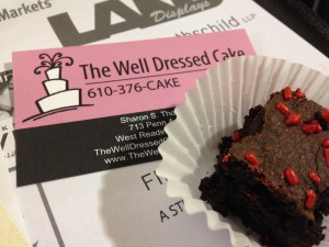 Mexican Spicy Brownie - Well Dressed Cake