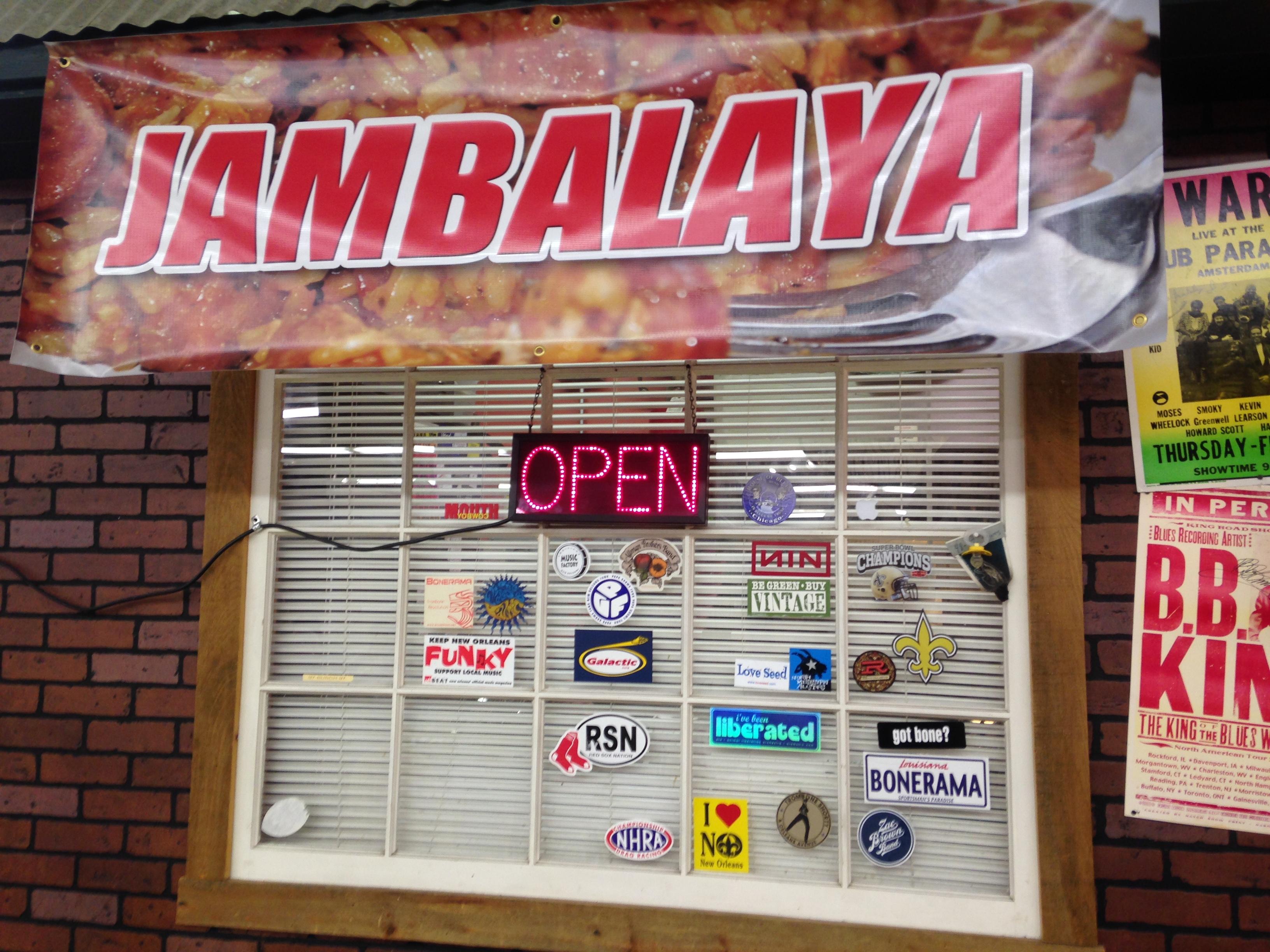 Jambalaya J's - Fairgrounds Farmers Market