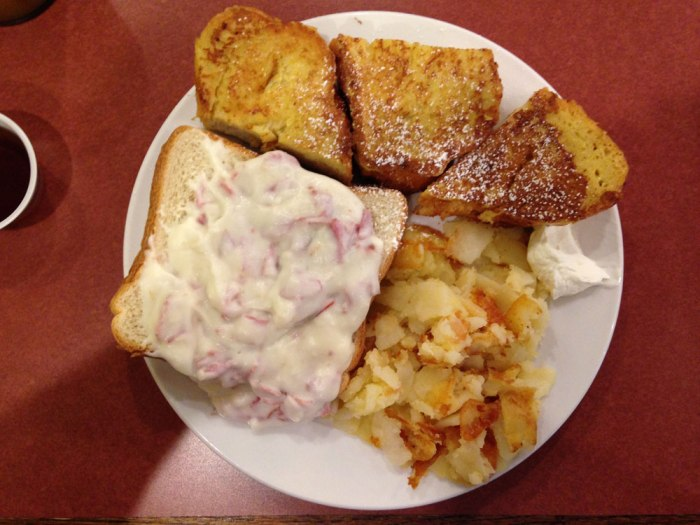 Wyomissing Restaurant & Bakery won best breakfast