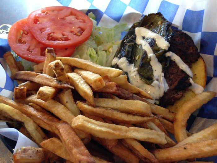 Billy Burger earned the title of Best Burger