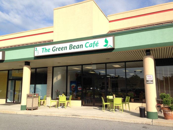 The Green Bean Cafe Wyomissing