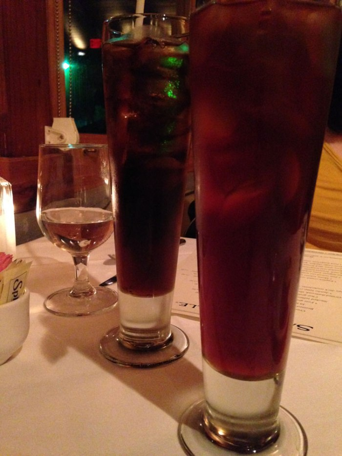 Savory Grille Drinks