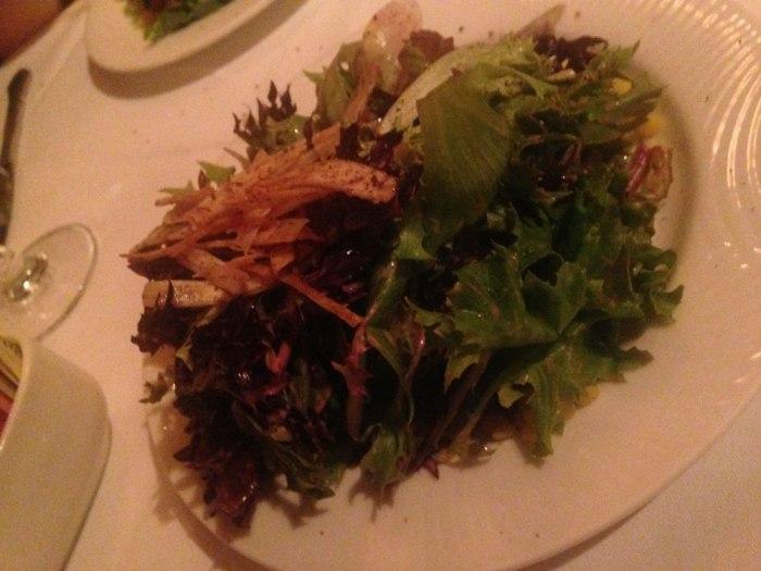 Savory Grille Salad