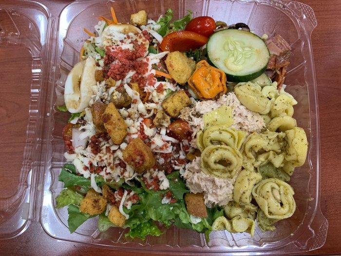 Russo Market Salad