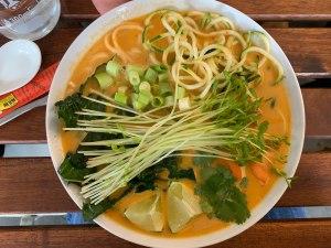 Hive Red Thai Chili Bowl