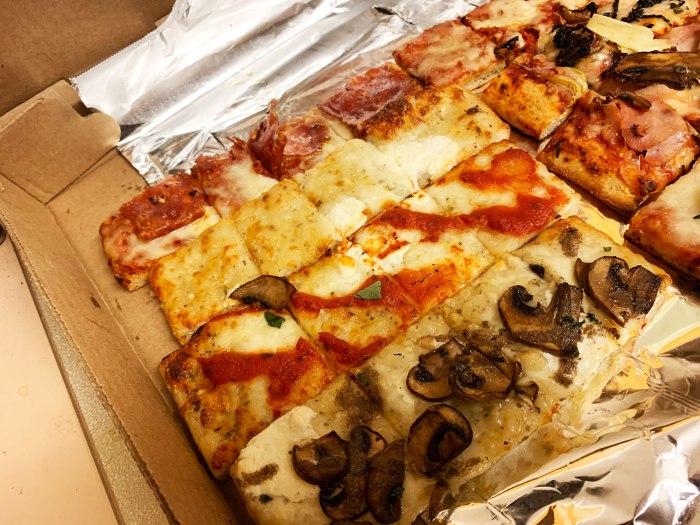 Tony's al Taglio Pizza