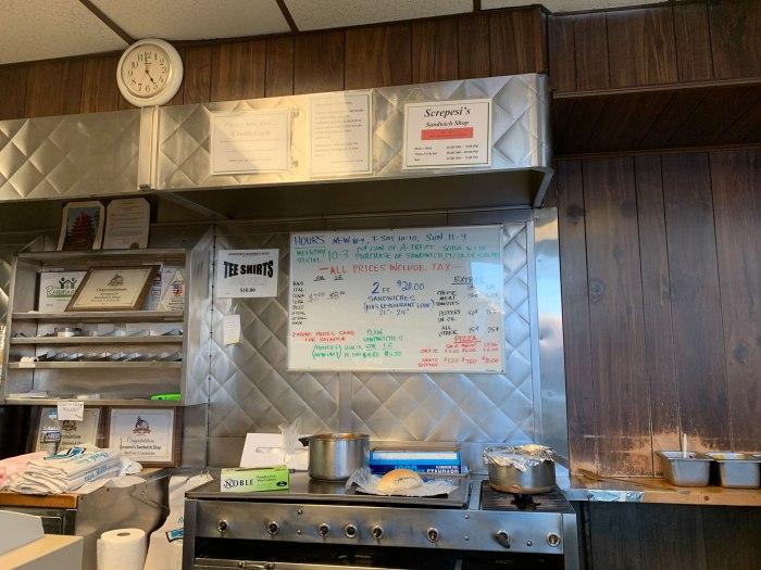 Screpesi's Sandwich Shop