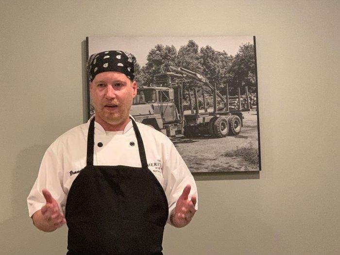 Chef Brandon Pennypacker