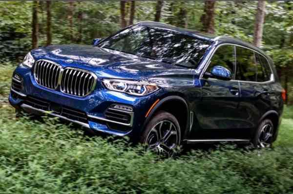 Muddy Stilettos' reviews the new 2019 BMW X5 from Dick ...