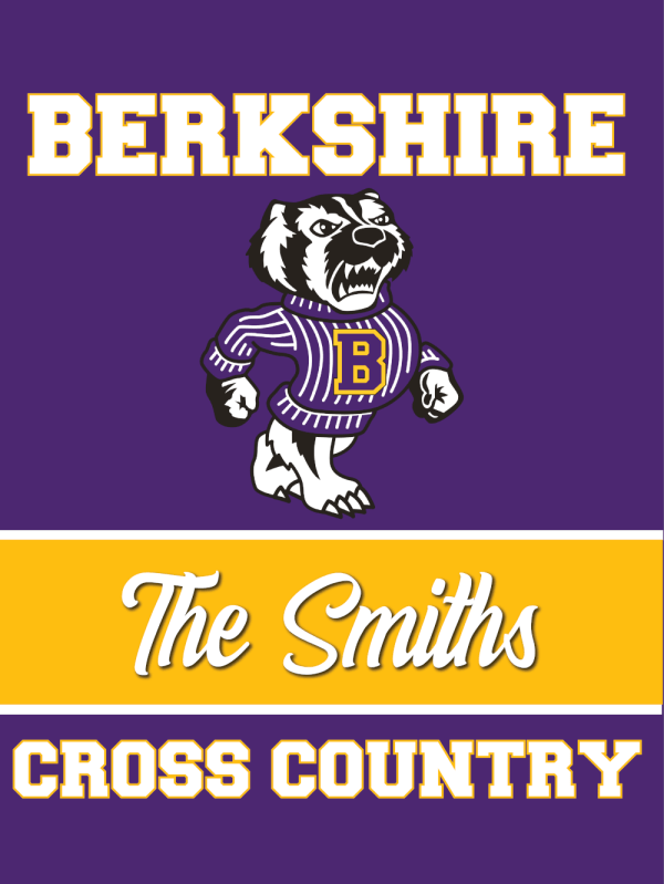 Berkshire Cross Country House Flag