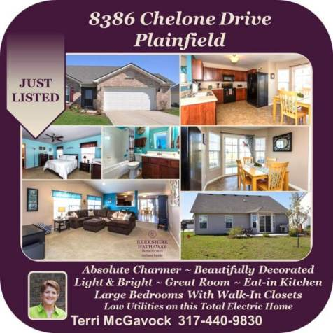 8386 Chelone Dr, Plainfield