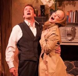 Josh Aaron McCabe and Annie Considine. Photo by Enrico Spada.