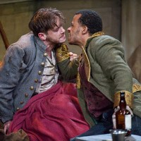 "Interview: Matthew Lopez explains his new play, ""The Whipping Man"""