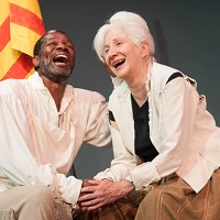 """Mother Courage and her Children"" begins July 28 with Olympia Dukakis at Shakespeare & Company"