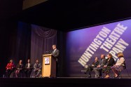 Mayor Walsh spoke at yesterday's news announcement. Photo: Nile Hawver/Nile Scott Shots