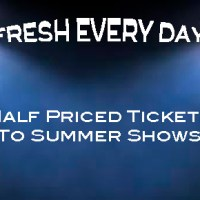 Half price tickets for many performances offered in four Berkshire locations