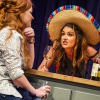 "Boo Killebrew's ""Romance Novels for Dummies"" reviewed at Williamstown Theatre Festival"