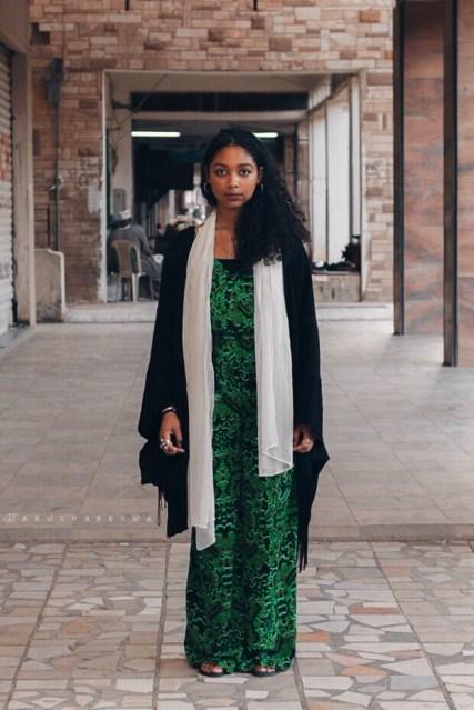 Safia Elhillo, photo by Ahmad Aladdin.