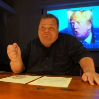 Donald Trump to get skewered by Mike Daisey at the Mahaiwe October 20