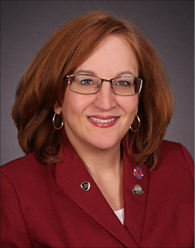 Anne Meczywor, 2016 MAR Secretary / Treasurer